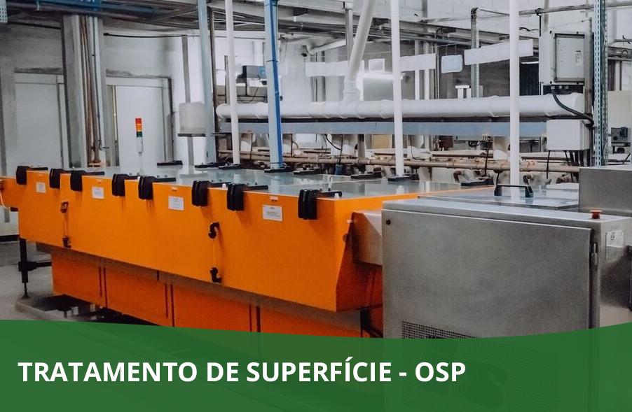TRATAMENTO DE SUPERFÍCIE – OSP